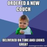 new couch meme