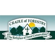 Cradle of forestry logo square